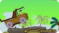 Race with Flintstones
