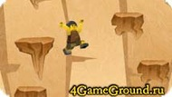 Lego jumping game