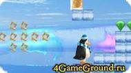 Аркада про пингвинов