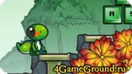 Adventure gecko Game