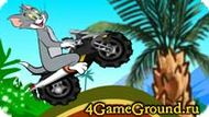 Tom ATV Race Game