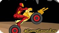 Iron Man Race Game