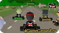 Rides for karting Game