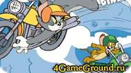 Rides with Tom and Jerry Game