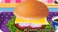 Рецепт гамбургеров