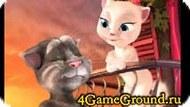 Соблазнительный кот Том