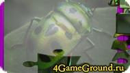 Пазл про зеленого жука