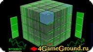 Green cube - очень интересный музыкальный эксперимент прямо в браузере!