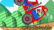 Race Mario Truck Game