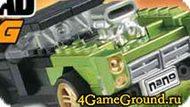 Гонка Лего - скоростная гонка на машинках из конструктора Лего.