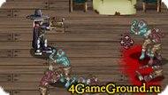 Тысячи зомби против товарища в шляпе!