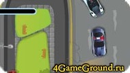Police race