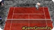 Прикольный теннис