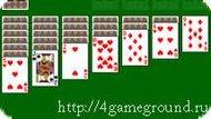 Hurgle solitaire