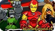 Tower Defense Iron Man Game