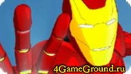 Puzzle with Iron Man Game