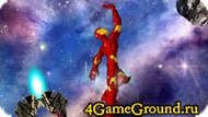 Iron Man in Space Game