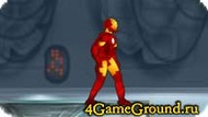 Walker about Iron Man Game