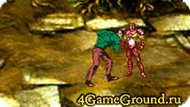Iron Man Brawl Game