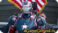 Puzzle - picture Iron Man Game