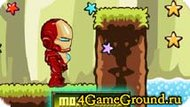 Adventures Iron Man Game