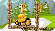 Play yellow tank Game
