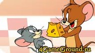 Jerry steals cheese Game