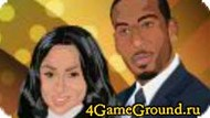 Kiss Kiara and Amare Game