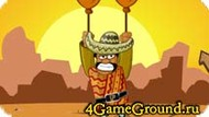 Saving cowboy Pancho Game