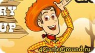 Dress Cowboy Woody Game