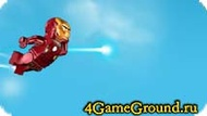 Lego Iron Man game