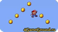 Fly with Mario Game