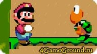 Again Mario Bros Game