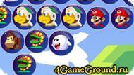 Mario-Bubbles