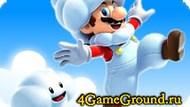 Приключения Марио в облаках