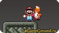 Марио бьет морды