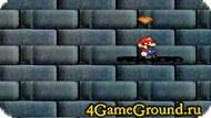 Выведи Марио из пещер