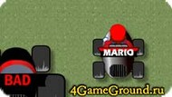 Race with Mario Game