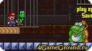 Saving Yoshi Game