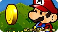 Catch coins with Mario Game
