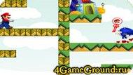 Логика Соника и Марио