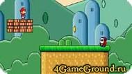 Прыгалка с Марио