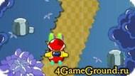Аркадная леталка про Марио