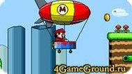 Летаем с Марио