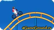 Quick bicycle race