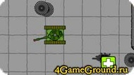 Стрелялка из танка