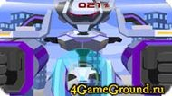 Fighting Transformers Game