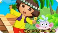 Dress cute Dora Game