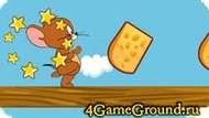 Eats cheese with Jerry Game