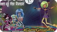 Monster High dances